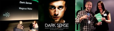 DARK SENSE at Edinburgh International Film Festival Work in Progress Showcase